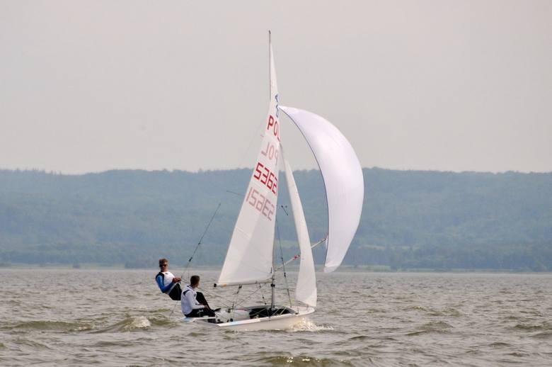Pochodzący z Ustki Seweryn Wysokiński będzie reprezentować kraj na mistrzostwach świata juniorów w klasie 420.