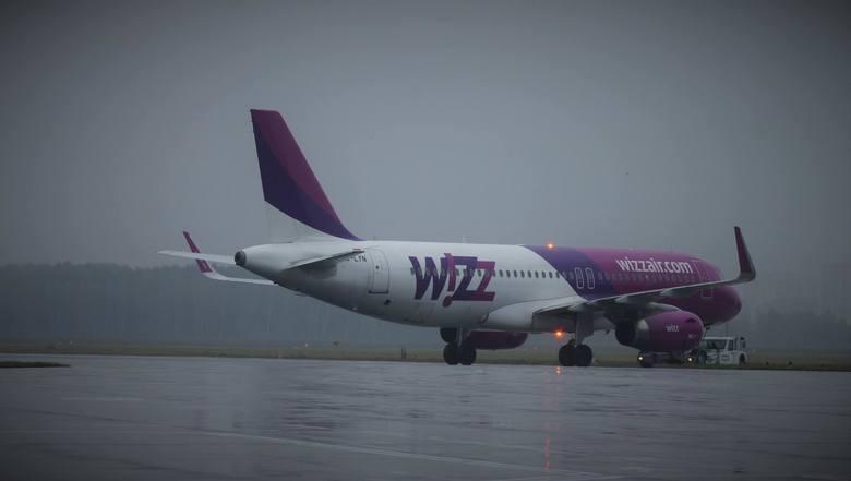 Samoloty zamiast w Gdańsku, wylądowały w Bydgoszczy