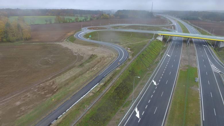 Droga S6. Otwarto kolejny odcinek obwodnicy Koszalina i Sianowa