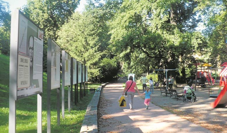 Dwie z propozycji stargardzian dotyczą parku Chrobrego. Jeden z wnioskodawców uważa, że powinna w nim stanąć stylowa glorietta. A inny zaproponował,