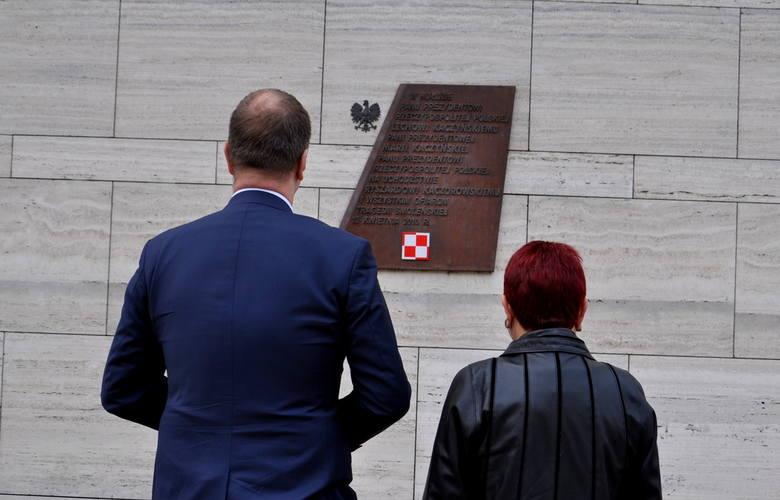 Przemyskie uroczystości 9. rocznicy katastrofy smoleńskiej i 79. rocznicy zbrodni katyńskiej.
