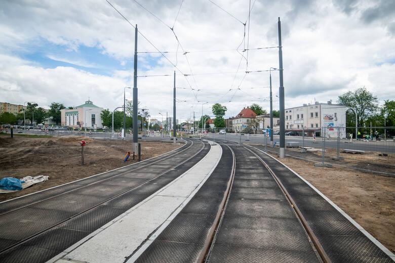 Teraz budowana jest trasa tramwaju na Naramowice, ale po niej może być następną połączenie z Podolanami. Powstaje taka koncepcja.