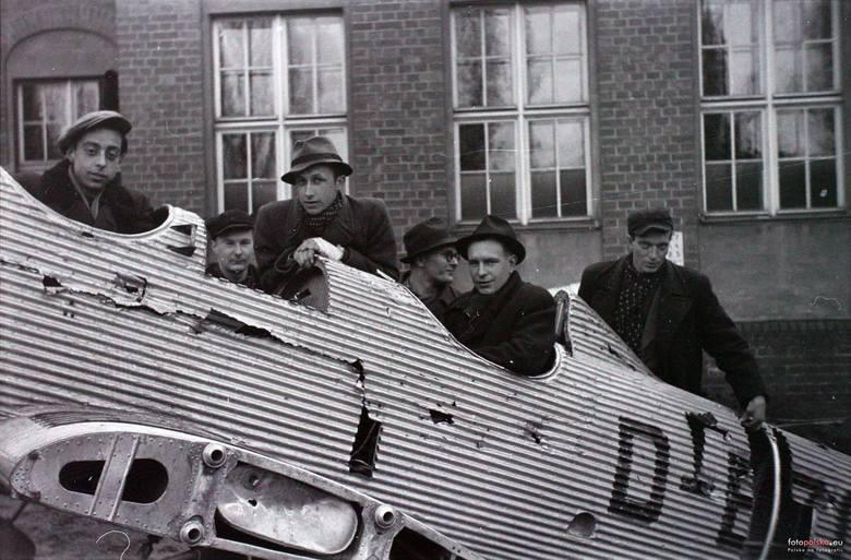 20. 1946, Skierniewice