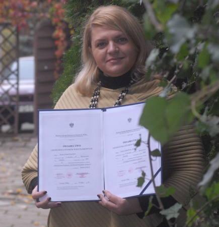 Ilona Filon-Król zajmuje się pozyskiwaniem funduszy w Stowarzyszeniu Brata Krystyna w Gorzowie. W ubiegłym roku skończyła ten kierunek na studiach podyplomowych