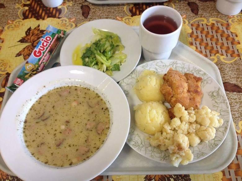 Obiad 20 Bartoszycka Brygada Zmechanizowana