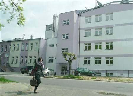 Być albo nie być szpitala w  Poddębicach