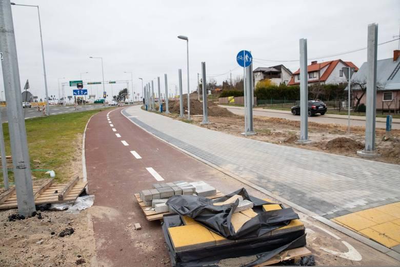 W piątek kończą się prace budowlane na skrzyżowaniu JPII z ul. NSZ w Biaymstoku