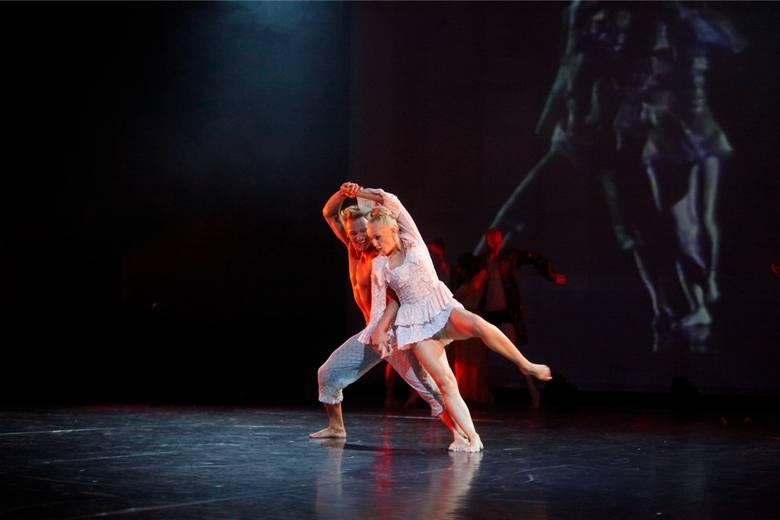 Przedstawienie baletowe inaugurujące festiwal Dancing Poznań w 2014 roku