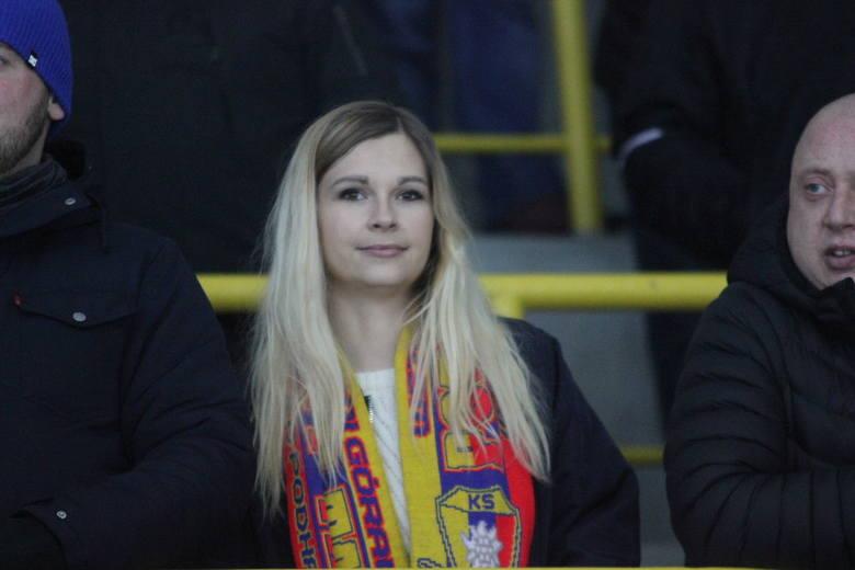 Hokej. Kibice na meczu TatrySki Podhale - Unia Oświęcim