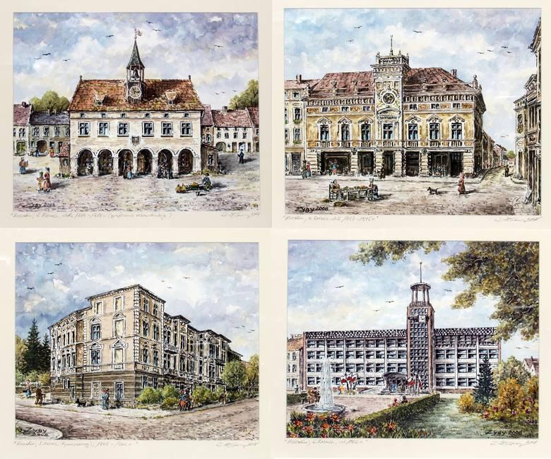 W historii Koszalina ratuszów było sześć. Pierwszy stał na środku Rynku Staromiejskiego, a jak wygląda ostatni każdy z nas może zobaczyć. Oto ich krótka