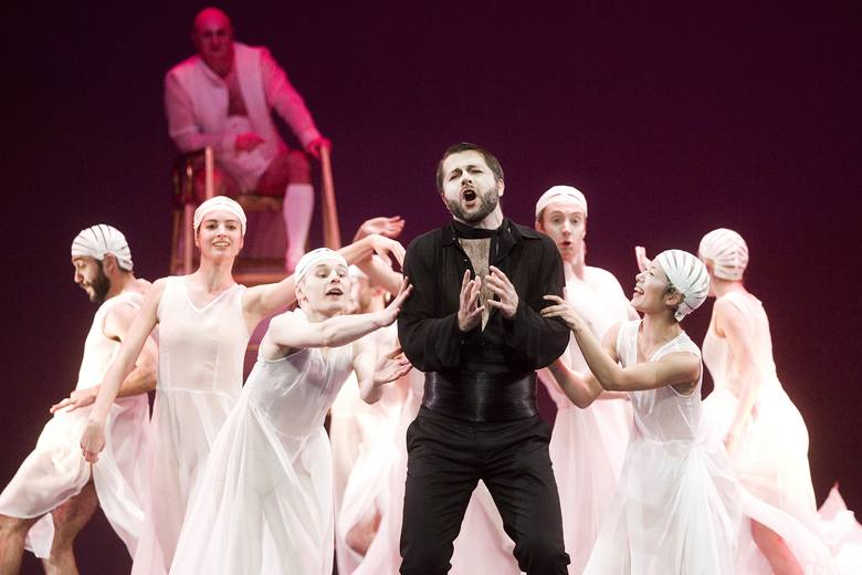 """Premiera w Operze Bałtyckiej - """"Orfeusz w piekle"""""""