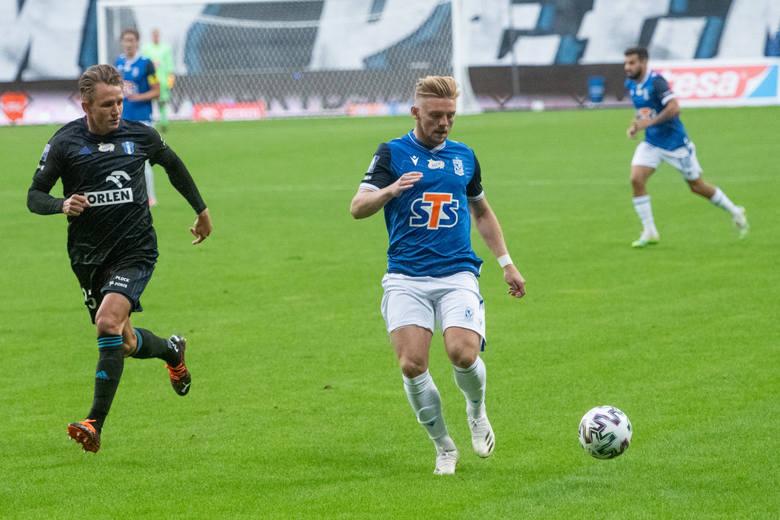 Lech Poznań zremisował z Wisłą Płock i zdobył pierwszy punkt w tym sezonie. Sprawdźcie, jak oceniliśmy piłkarzy Kolejorza w skali od 1 do 10.Zobacz oceny