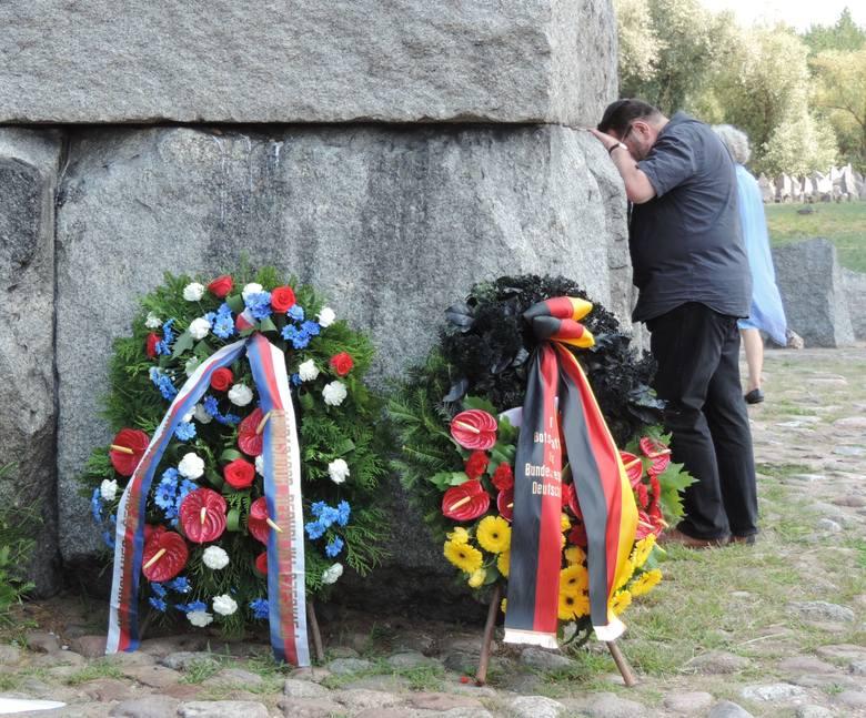 75. rocznica buntu więźniów obozu zagłady Treblinka II [ZDJĘCIA]