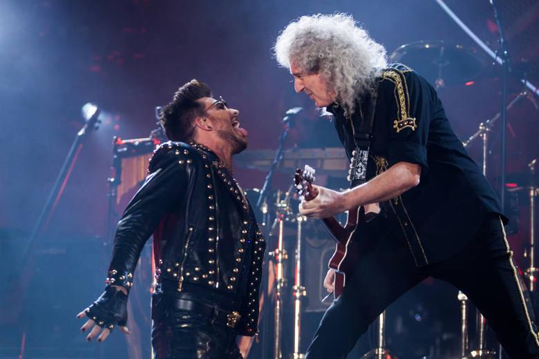 QUEEN  i Adam Lambert w Kraków Arenie [ZDJĘCIA]
