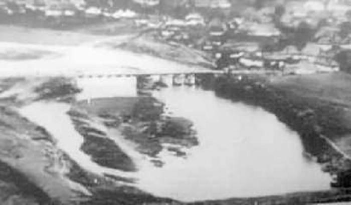 Żydowski Rynek, czyli centrum Janowa w 1937 roku.