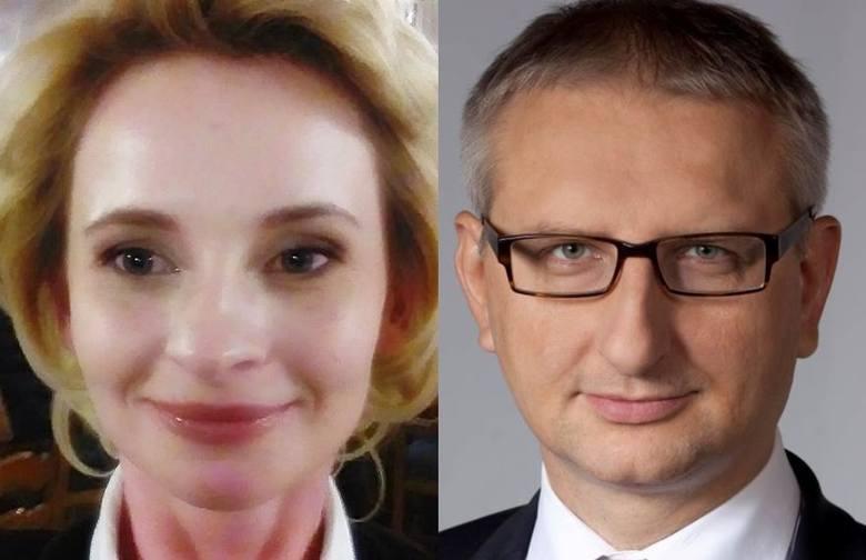 """Stanisław Pięta i Izabela Pęk poznali się w podczas jednej z rocznic katastrofy smoleńskiej. O ich romansie rozpisują się tabloidy - jak informuje """"Fakt"""","""