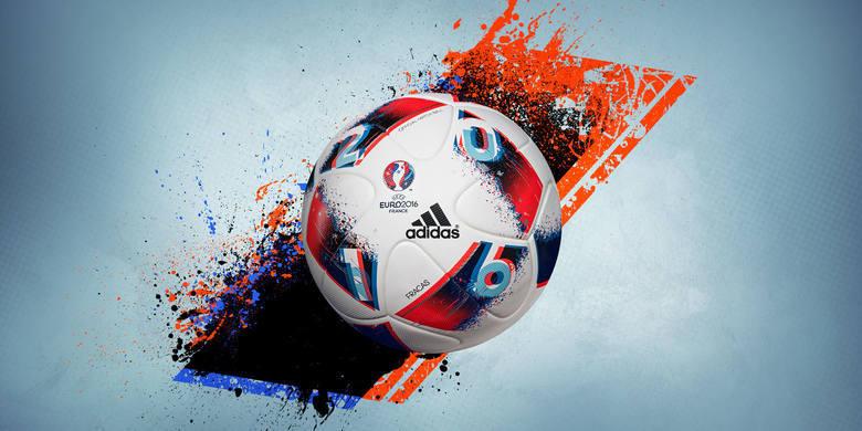 Faza pucharowa Euro 2016 zostanie rozegrana nową piłką - Beau Jeu zastąpi Fracas. Jakimi futbolówkami grano na poprzednich mistrzostwach Europy? Prz