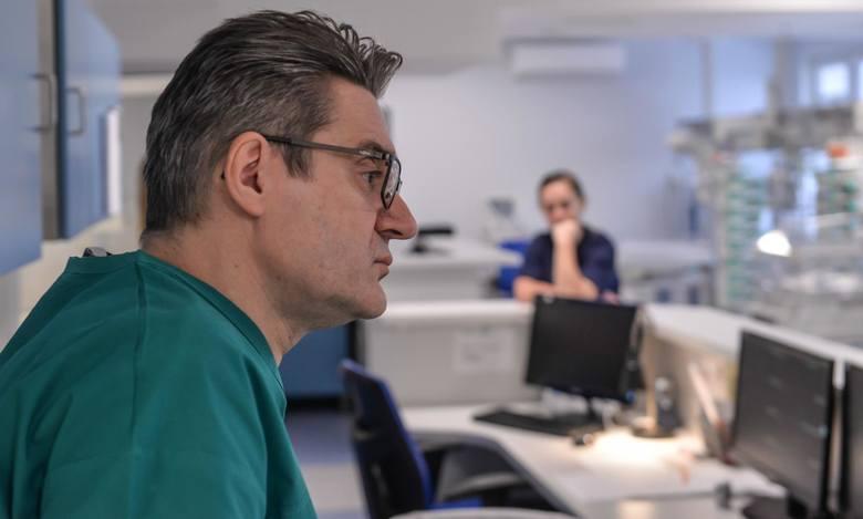 Mam poczucie wielkiego smutku i straty - przyznaje anestezjolog dr Mariusz Steffens. - Oraz osobistej, jako mieszkaniec Gdańska, krzywdy