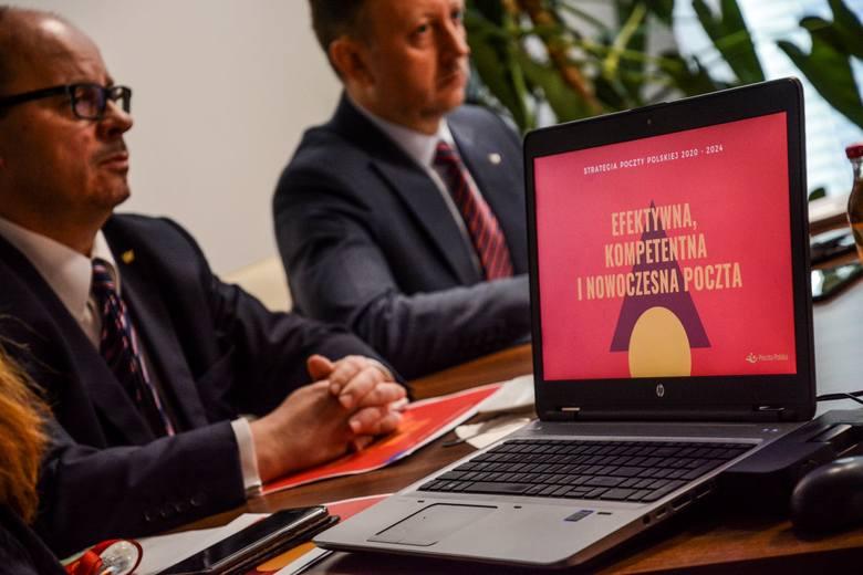 Poczta Polska reaguje na zmiany rynku. Nowa strategia na lata 2020-2024