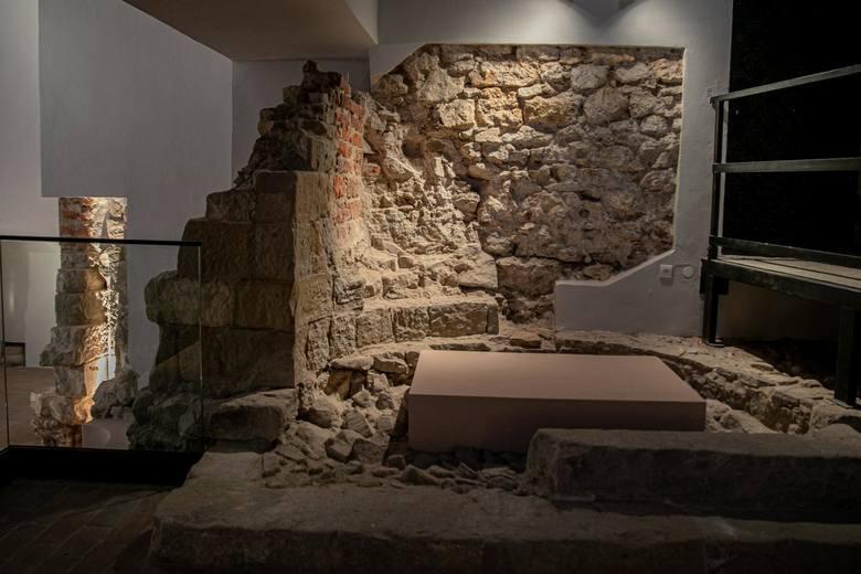 Rezerwat archeologiczno-architektoniczny w kościele św. Gereona