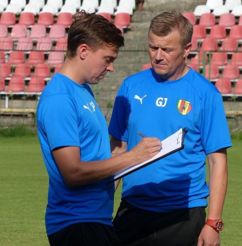 Gerard Juszczak był w sztabie szkoleniowym Adama Nawałki w reprezentacji Polski. Teraz będzie pracował w Nowinach [ZDJĘCIA]