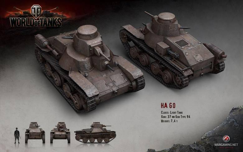 World of Tanks: Japońskie czołgi szykują się do ataku (wideo)