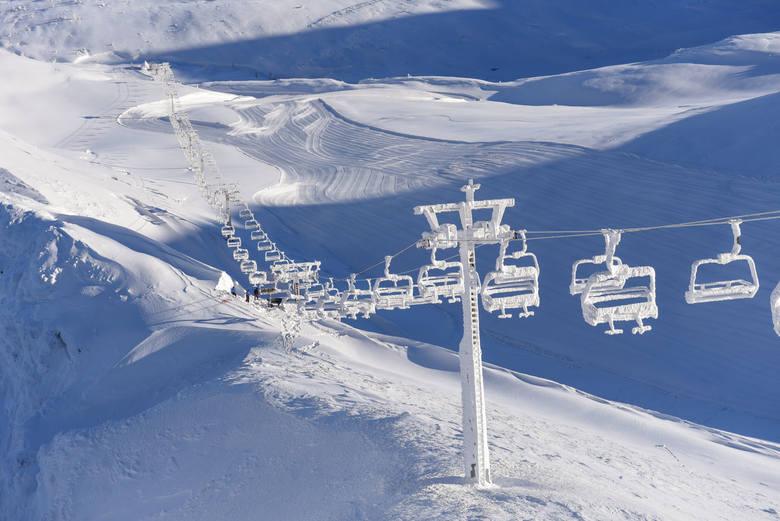 Tatry. Kasprowy Wierch pod śniegiem. Zobacz wyjątkowe zdjęcia