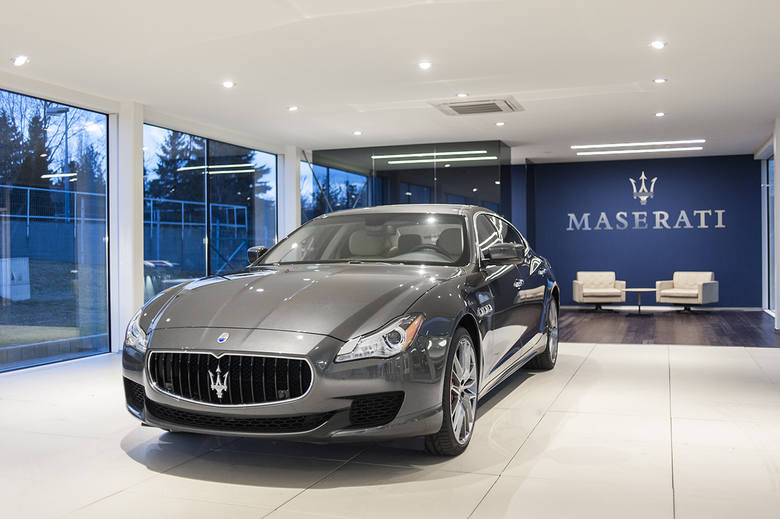 Salon Maserati w Katowicach otwarty. To jedyny w południowej Polsce salon tej legendarnej marki. W Katowicach klienci będą mogli testować trzy modele