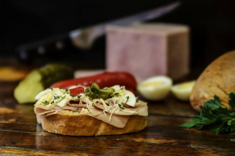 Cieszyńskie kanapki - kulinarny symbol Cieszyna