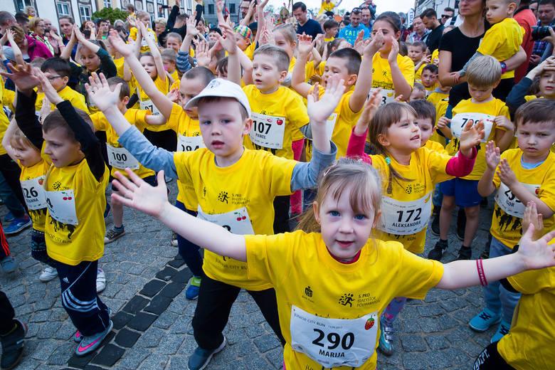 5. PKO Białystok Półmaraton - Junior City Run na Rynku Kościuszki