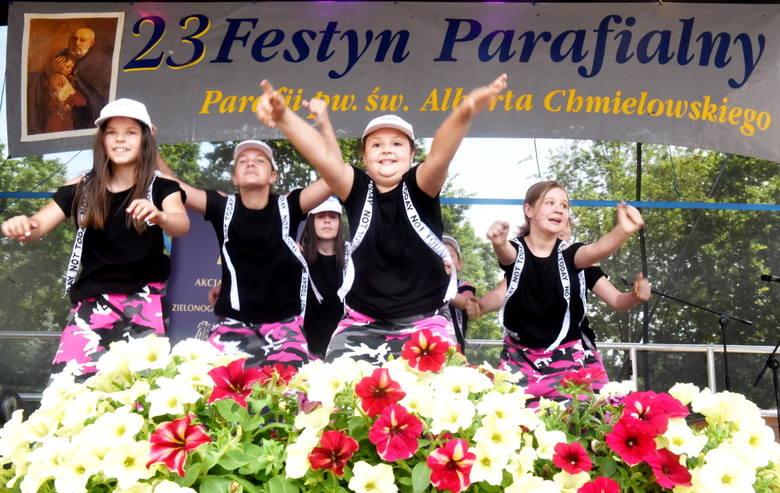 Niezapomniany festyn parafialno-osiedlowy odbył się w niedzielę, 23 czerwca w parafii pw. Świętego Alberta Chmielowskiego w Zielonej Górze. Impreza była