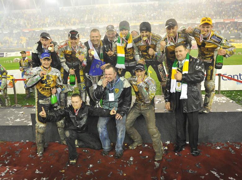 Żużlowcy Falubazu Zielona Góra w sezonie 2009 zdobyli tytuł mistrza Polski.