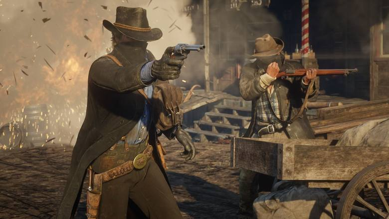 red dead redempton 2 na pc