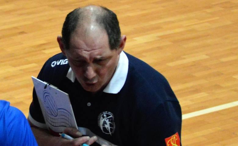 Rafał Legień, trener MKS Andrychów