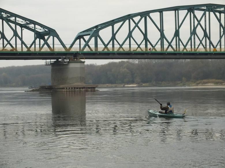 Artur Troncik w trzy tygodnie przepłynął ponad tysiąc km Wisłą i dotarł do Gdańska [ZDJĘCIA]