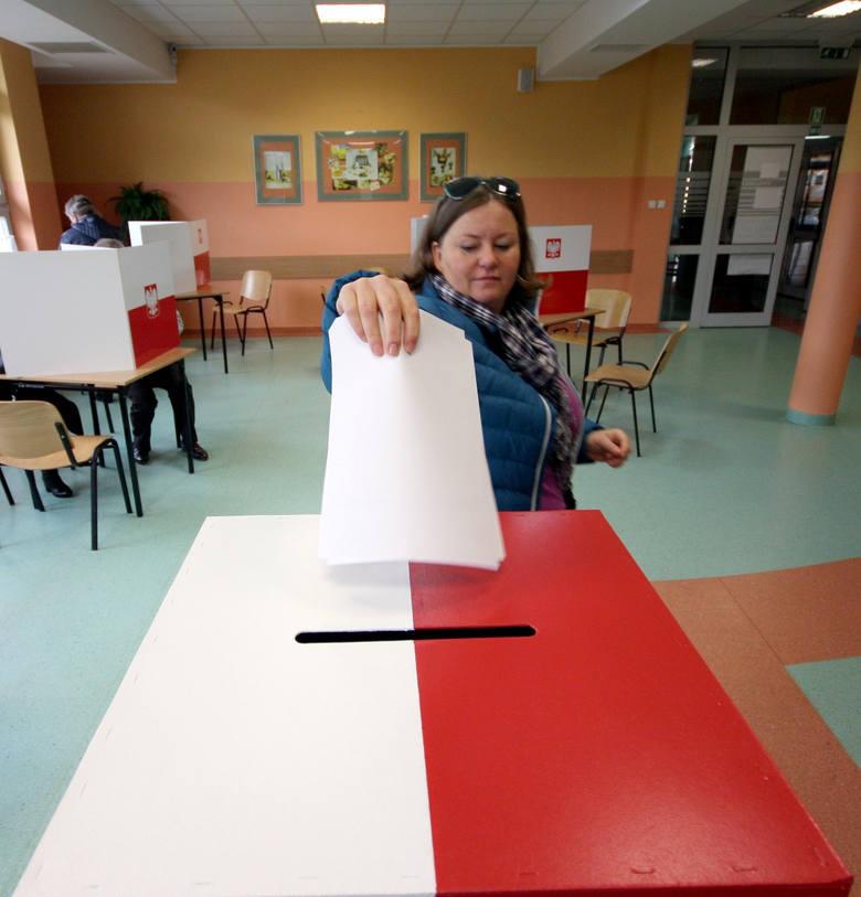 Wybory samorządowe 2018 r. będa miały dwie tury. Pierwsza odbędzie się 21.10.2018 r.