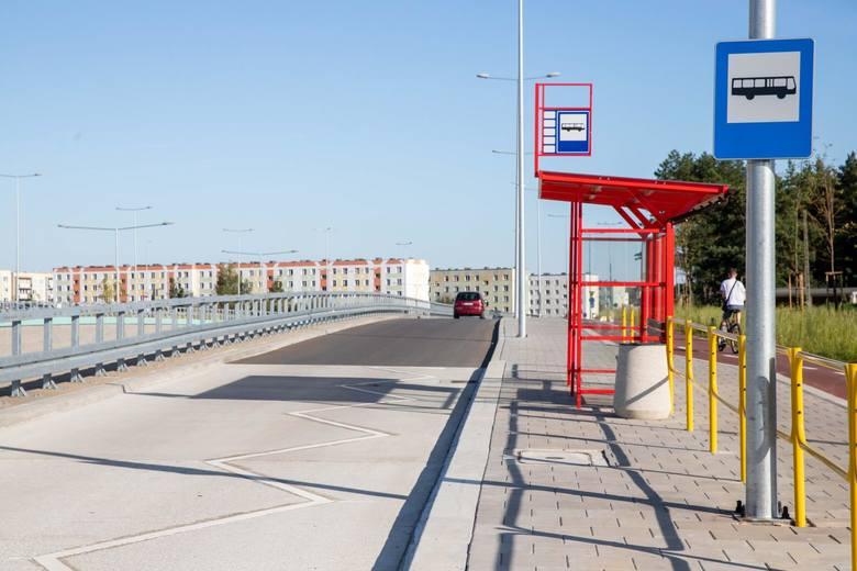 Linia 107 kursuje fragmentem trasy niepodległości od września ubiegłego roku