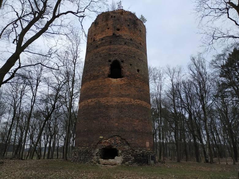 ruiny, zamki, pałace, lubuskie, turystyka, lubuskie, lubuskie wycieczka