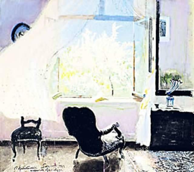 Wspomnienia o malarzu