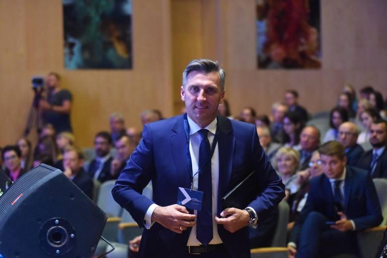 Senator Waldemar Sługocki.