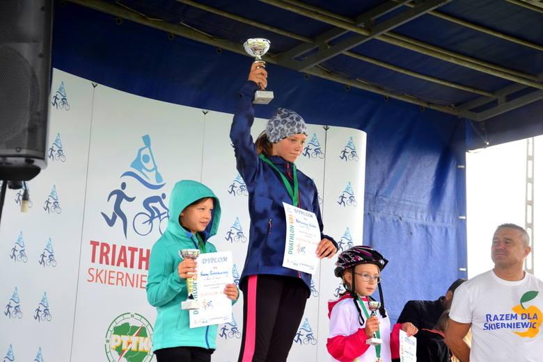 II Duathlon KIDS nad skierniewickim zalewem [ZDJĘCIA]