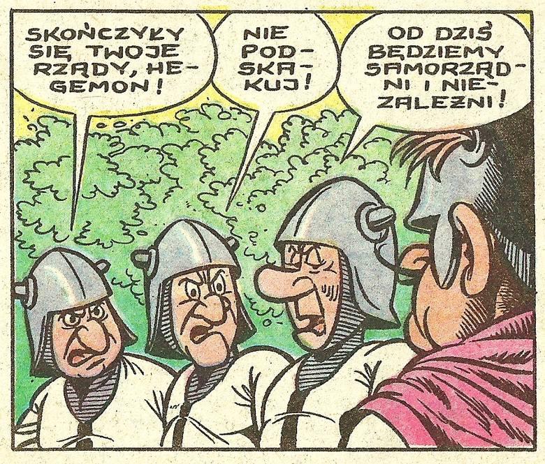 Kapitan Żbik bez czapki? Skandal! Cenzor w akcji, czyli komiks w wydaniu PRL