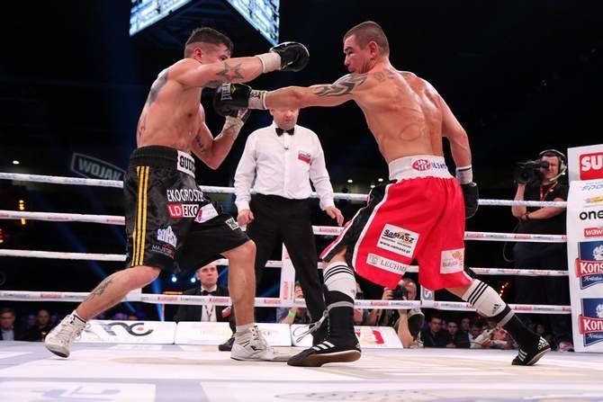 Piotr Gudel vs Krzysztof Rogowski