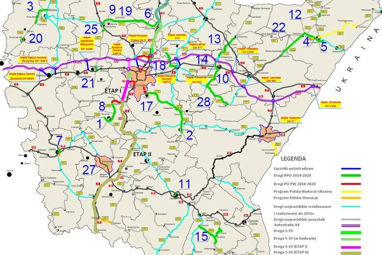 Samorządowcy z powiatu tarnobrzeskiego walczą o szybszy dostęp do autostrady A4