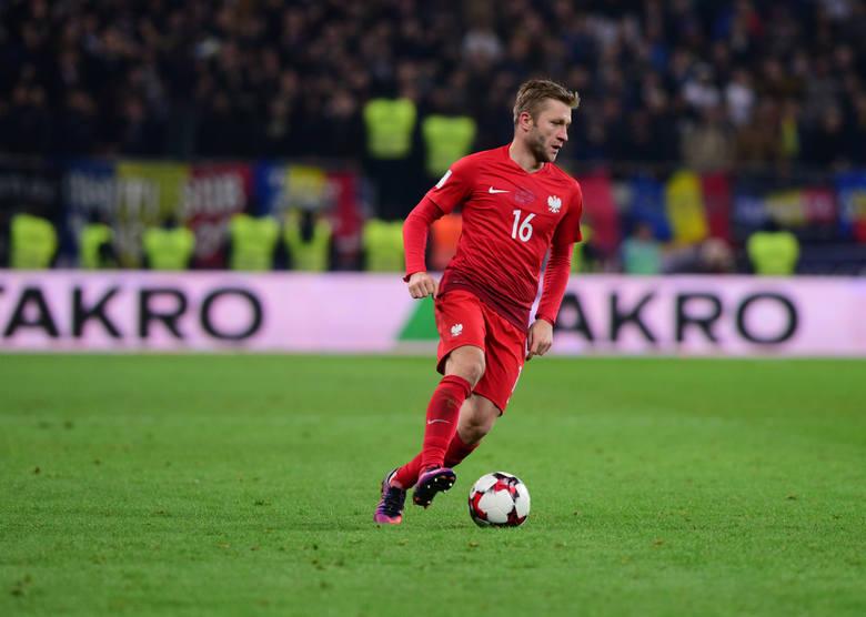 Mecz  eliminacyjny  z Rumunia do Mistrzostw Świata w Rosji 2018