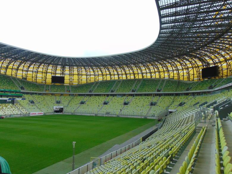 Największe stadiony w Polsce [TOP 10] Lista największych stadionów piłkarskich