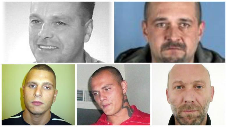 groźni przestępcy