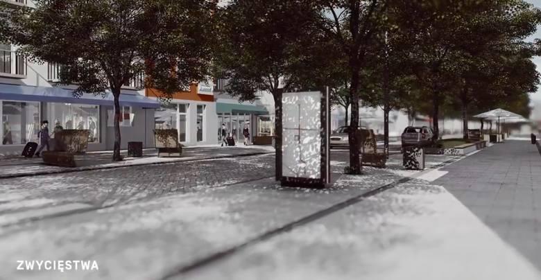 Podczas ostatniej sesji Rady Miejskiej firma toprojekt z Rybnika przedstawiła proponowaną wizualizację rewitalizacji śródmieścia Koszalina. Docelowo