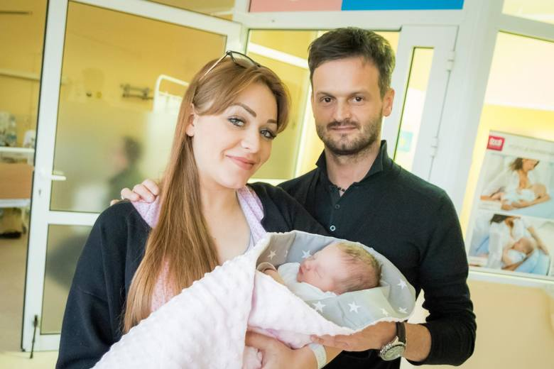 Nikola - tak ma na imię pierwsze dziecko, które przyszło na świat w 2019 roku w Bydgoszczy. Dziewczynka urodziła się zaledwie siedem minut po północy