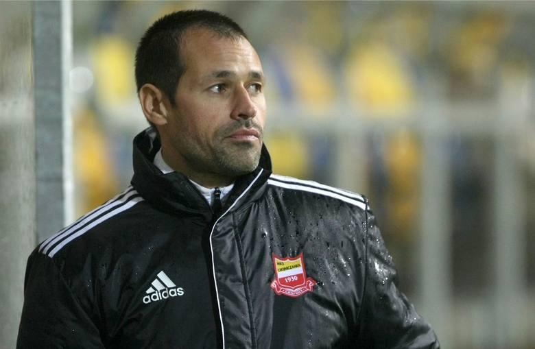 Mariusz Pawlak, trener Chojniczanki Chojnice: Nareszcie!